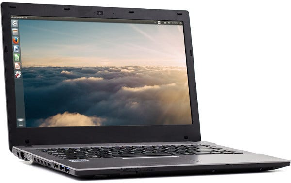 These instructions are for System76 laptop owners who have been prompted for a firmware update. Firmware updates may be issued to fix security vulnerabilities or to improve hardware functionality.