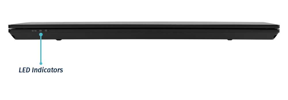 Front of Oryx Pro