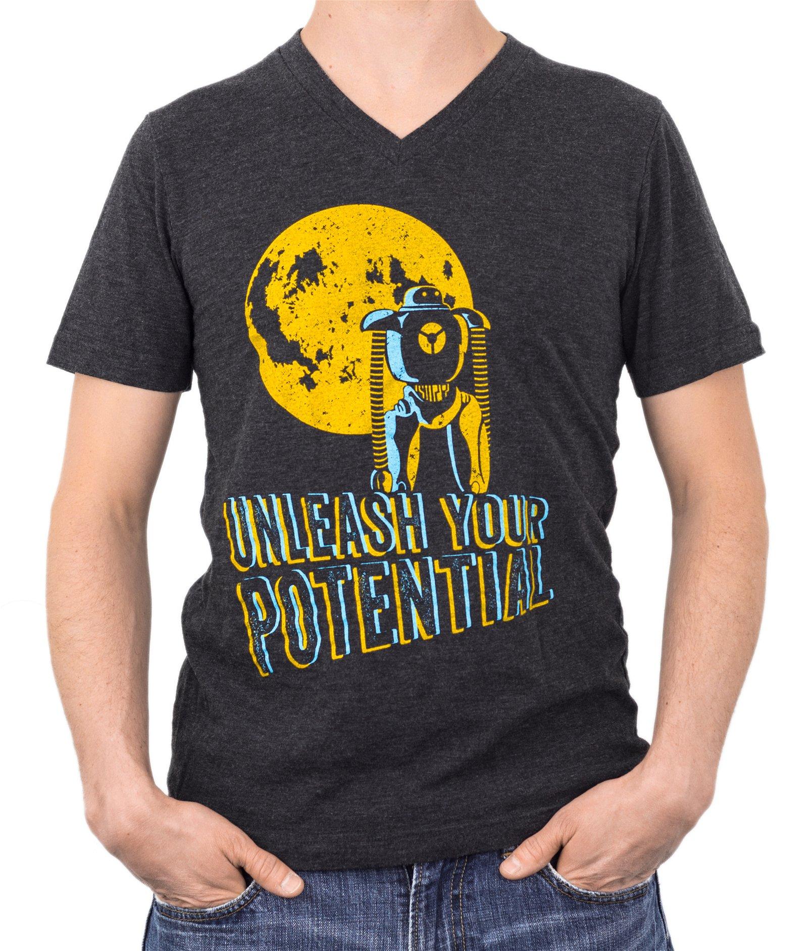 Unleash Your Potential T-Shirt - Men's
