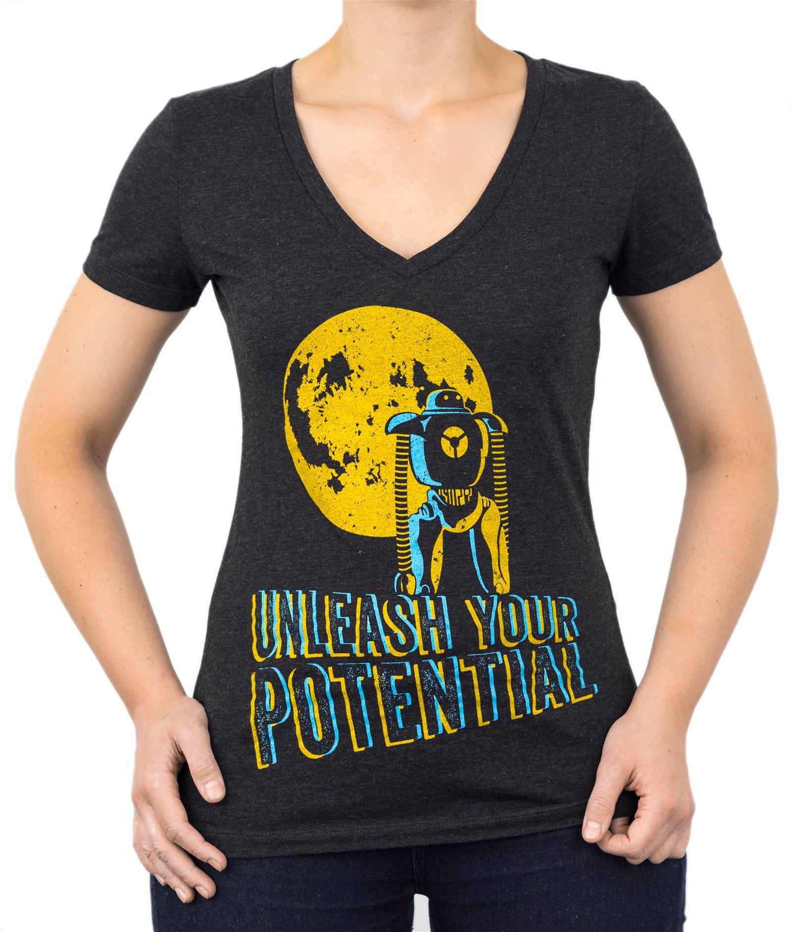 Unleash Your Potential T-Shirt - Women's