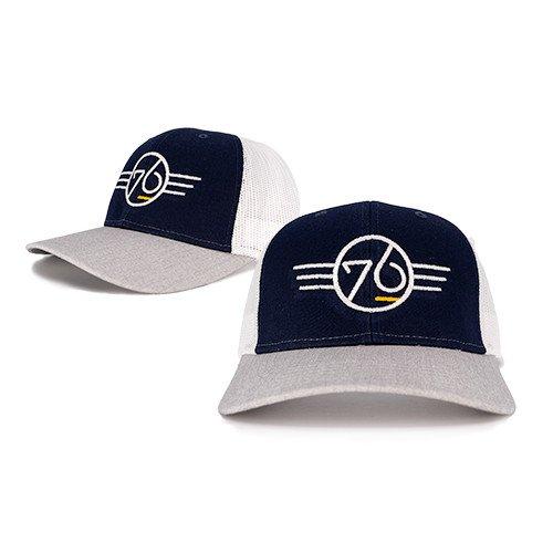 System76 Flight Crew Mesh-Back Hat