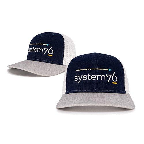 System76 Rocket Mesh-Back Hat