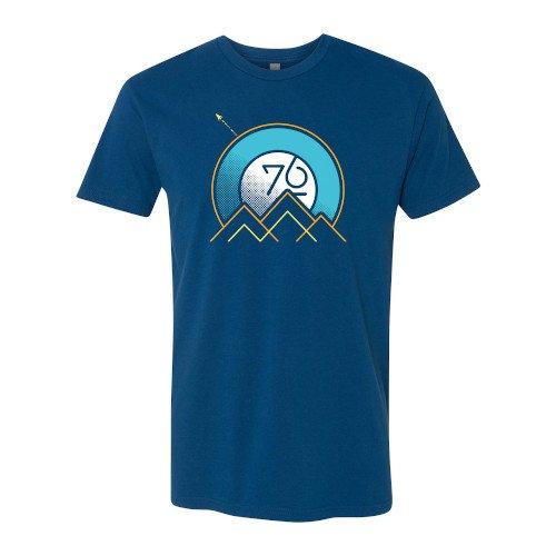 Rocket Over Rockies System76 T-Shirt