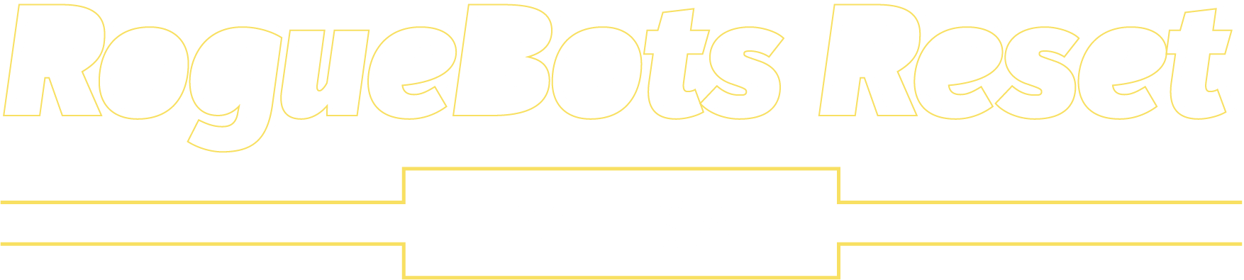 RogueBots Reset Flash Sale