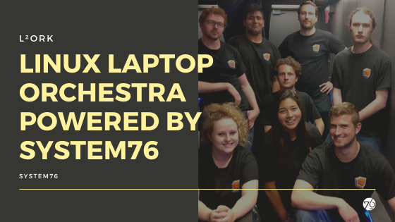 A Night at the Linux Laptop Orchestra