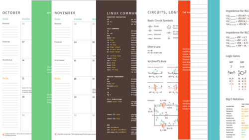 A Limited Edition Geek Planner
