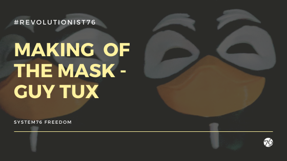Guy Tux — The Making of the Mask