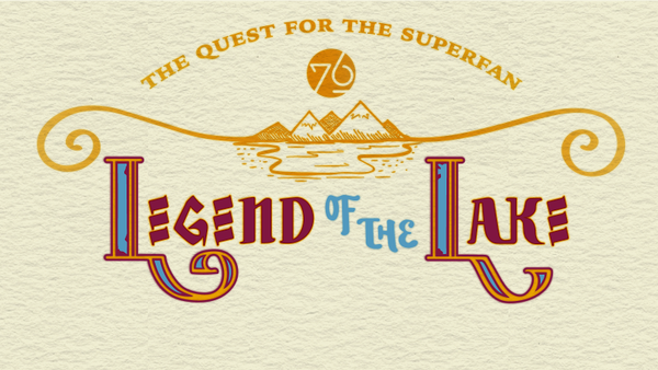 Superfan 2017: Legend of the Lake