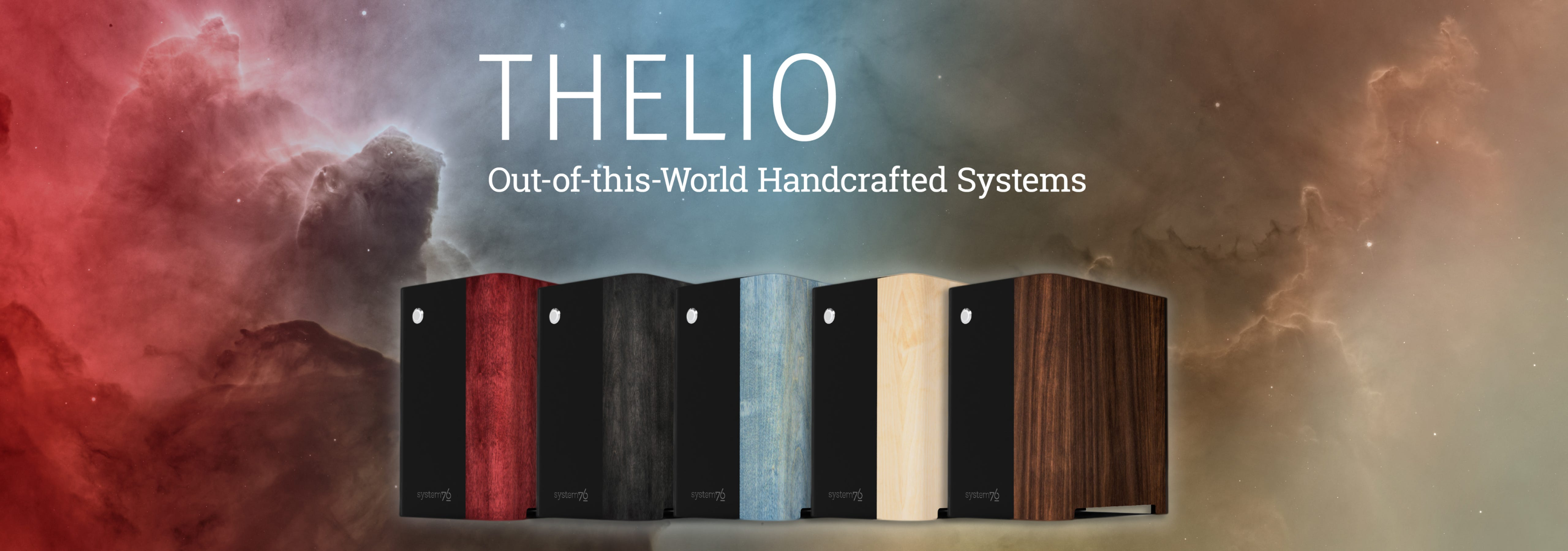 Out-of-this-world handcrafted systems
